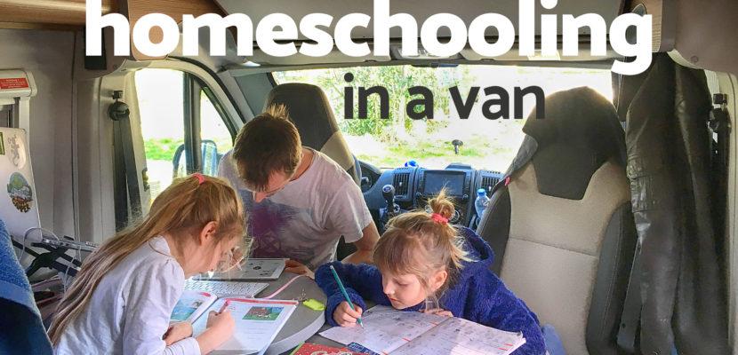 Homeschooling & Vanlife