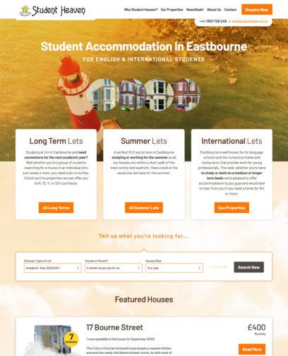 Student Heaven accomodation